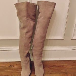 Classic over-the-knee Aldo Boots size 7